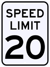 Marylebone 20 mph Speed Limits - Coming Soon!