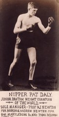 'Nipper' Pat Daly - A new book on a Marylebone Boxer