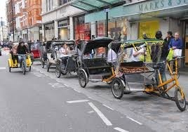 Help Regulate the Pedicab Industry