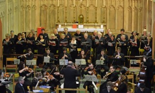 The London Ripieno Society choir is recruiting new members