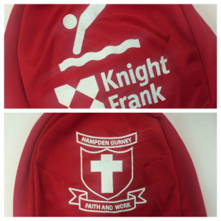 Knight Frank sponsors Hampden Gurney School swimming scheme