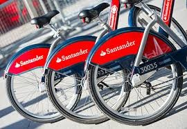 Santander Cycles App Launches